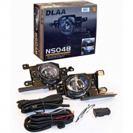 Фары противотуманные  DLAA NS-048 W Nissan X-Trail/Frontier